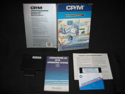 CP/M package content