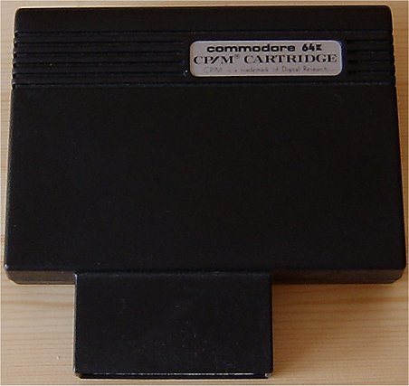 CP/M cartridge case